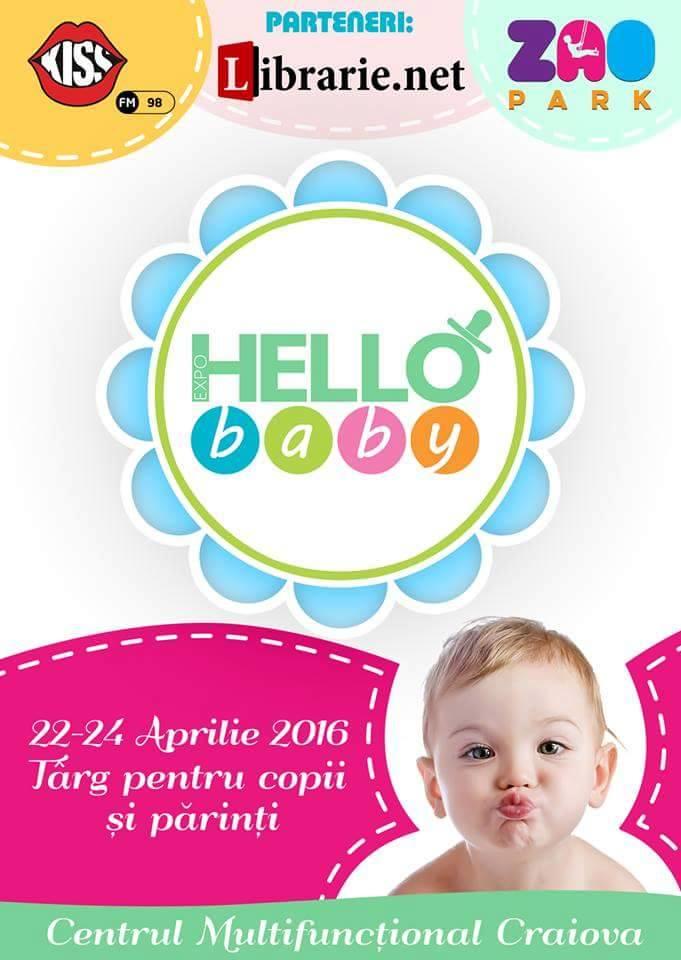 Noutati la Hello Baby EXPO – Targ pentru copii si parinti