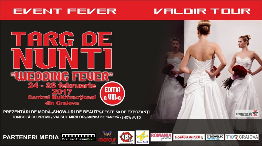 Flyer Wedding Fever 2017c Craiova