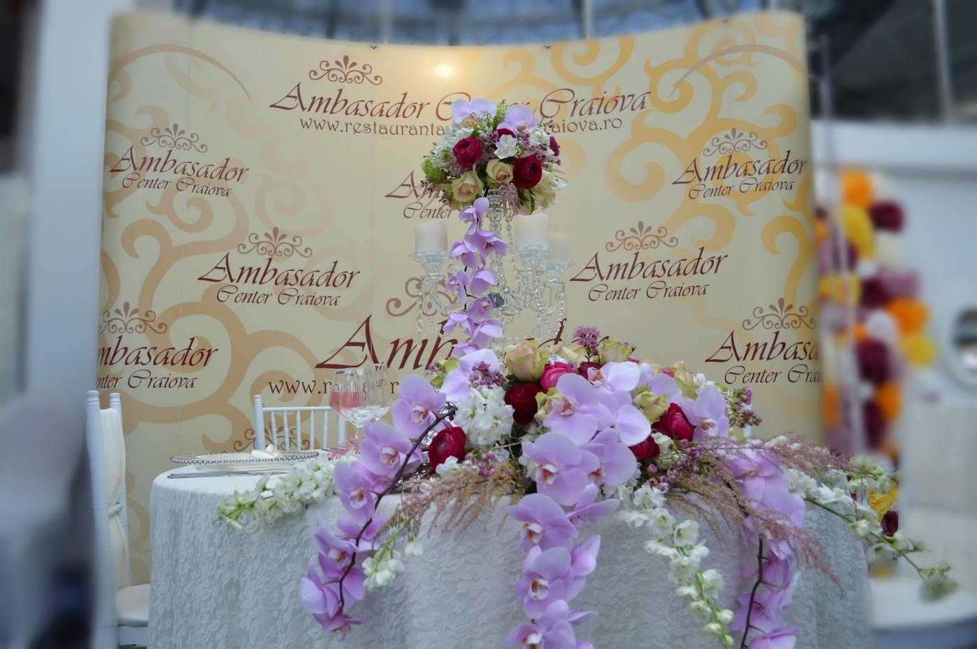 "Targul de nunti ""Wedding Fever"" 2017 Editia a VIII-a Craiova | Galerie Foto Ziua 2 | Restaurant Nunta, Botez, Corporate, Evenimente Craiova | Ambasador Center Craiova"