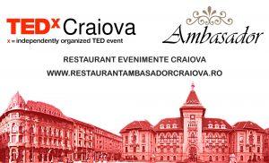 Cover Tedx 2017 Restaurant Ambasador Craiova