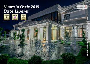 Date Libere 2019 | Restaurant Nunta Craiova | Restaurant Ambasador Craiova 2019