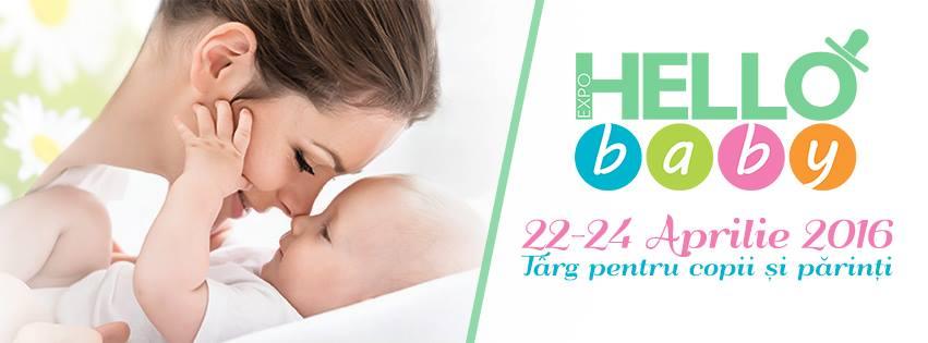 Hello Baby EXPO – targ pentru copii si parinti