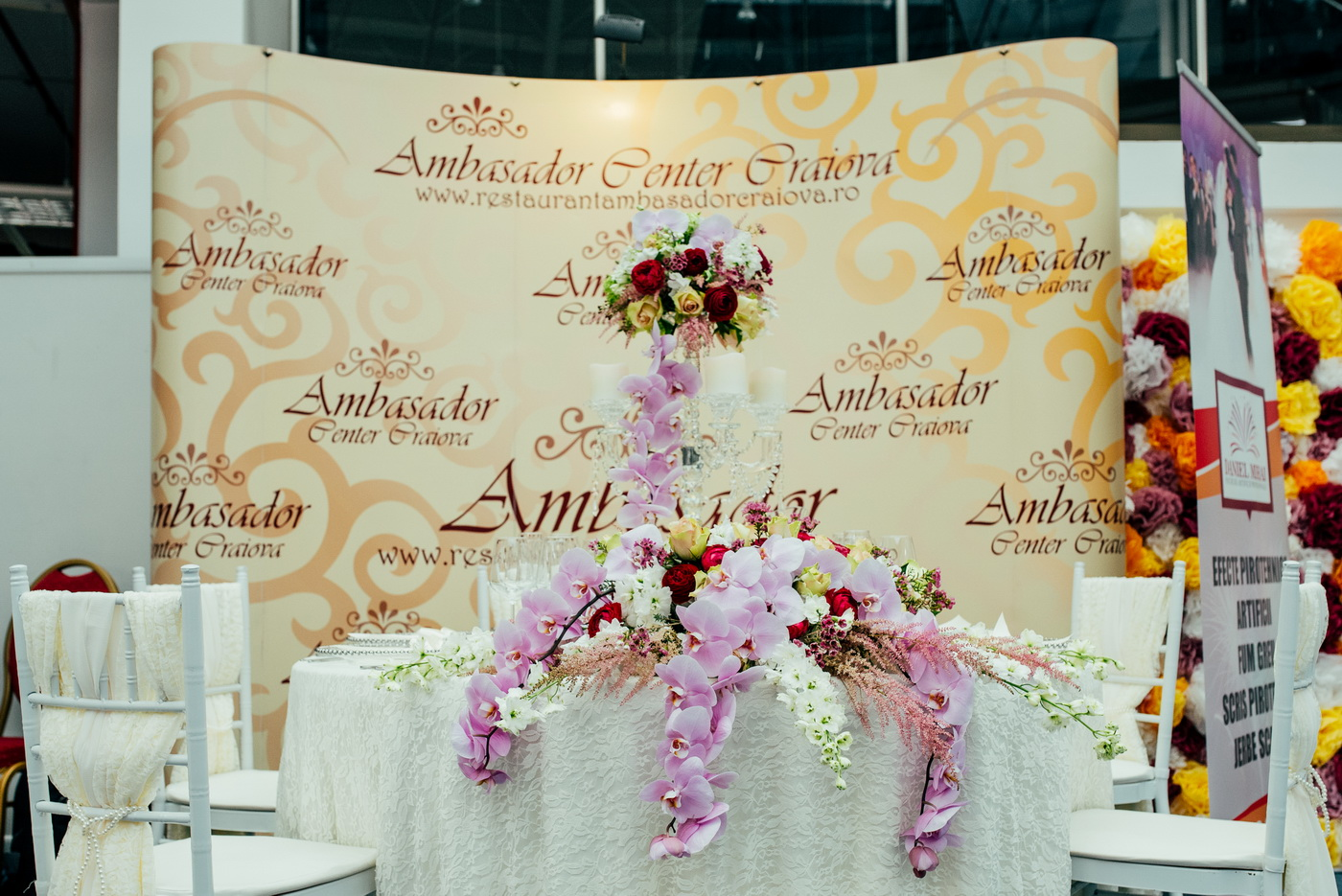 "Targul de nunti ""Wedding Fever"" 2017 Editia a VIII-a Craiova | Galerie Foto Ziua 1 | Restaurant Nunta, Botez, Corporate, Evenimente Craiova | Ambasador Center Craiova"