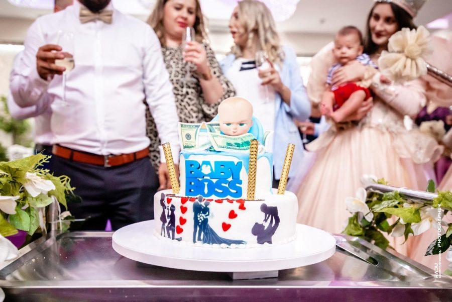 2in 1: Cununie civilă+botez 2020 George& Iulia Bumbaru